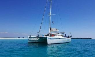 56ft Charter Catamaran in Zanzibar Island (Day Charters)