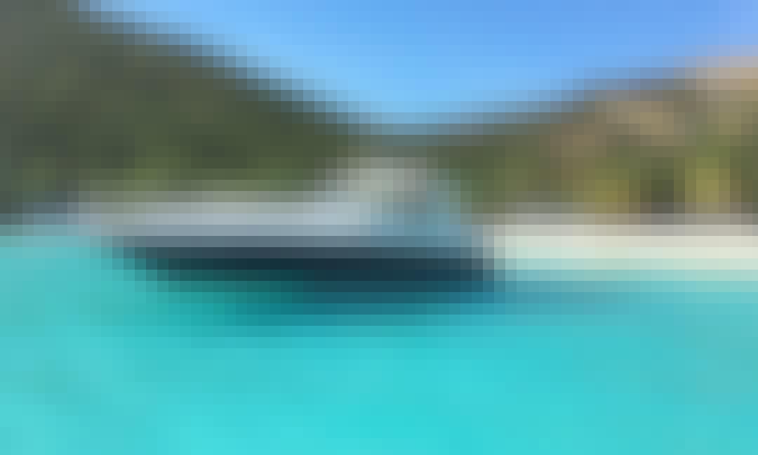 Sea Ray 460 Sundancer Motor Yacht Rental in USVI / BVI