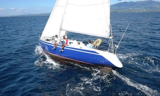 Sailing Yacht Charter for 6 People in Pasay, Philippines!