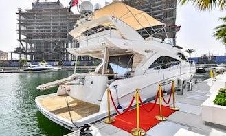 Luxury Private Yacht for Rent in Dubai / Dubai Luxury Yacht Rental / Dubai Yachts / Yacht Rental Dubai