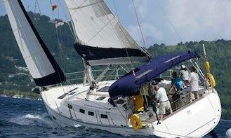 Charter the 'Dream Maker' Bavaria Cruiser 45 Cruising Monohull in True Blue, Saint George