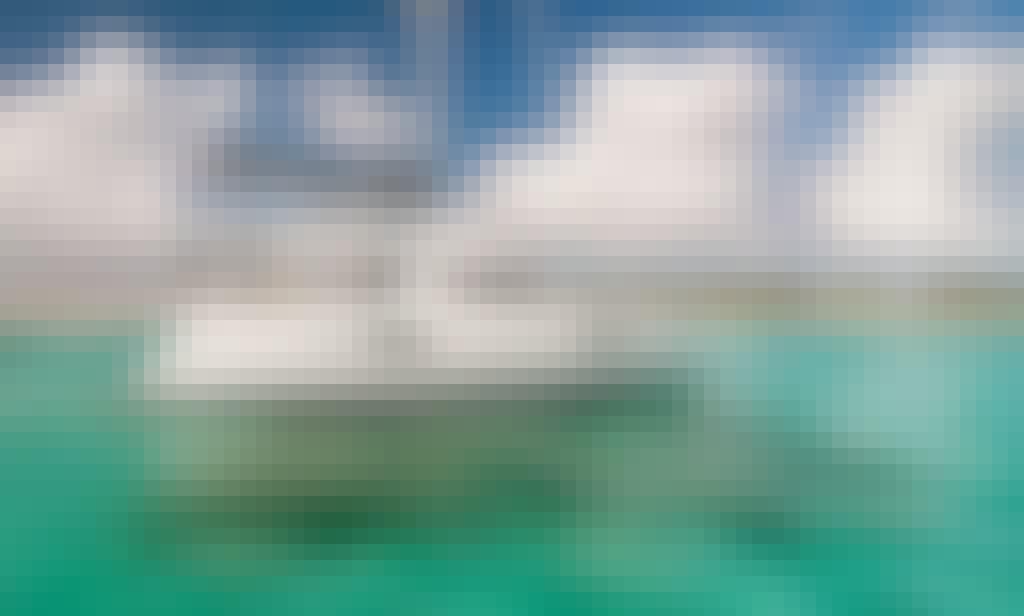 'Island Life' Lagoon 42 Sailing Catamaran Rental in True Blue, Saint George