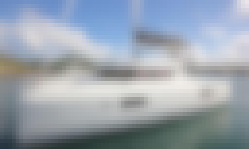 'Odin' Lagoon 42 Sailing Catamaran Rental in True Blue, Saint George