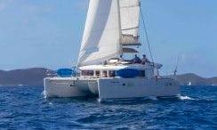 Charter the 'Taave' the Lagoon 450 Sailing Catamaran in True Blue, Saint George