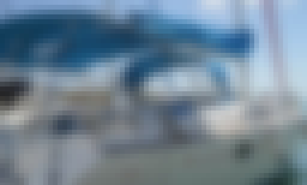 Book the 'Indigo' Jeanneau 44i Cruising Monohull in Arnos Vale, St. George