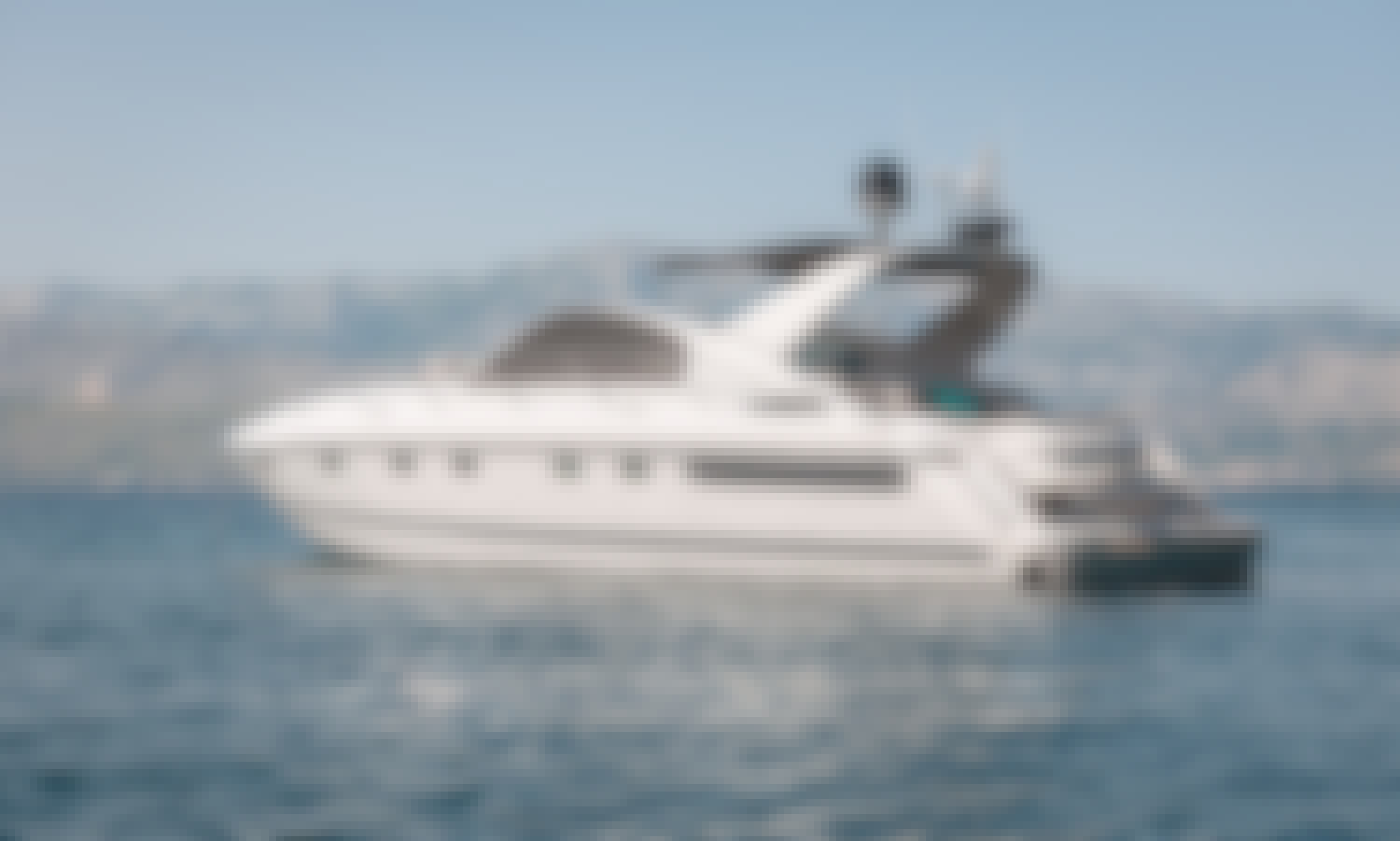 Charter The Motor Yacht Fairline Targa 48 - La Pietra in Podstrana, Croatia