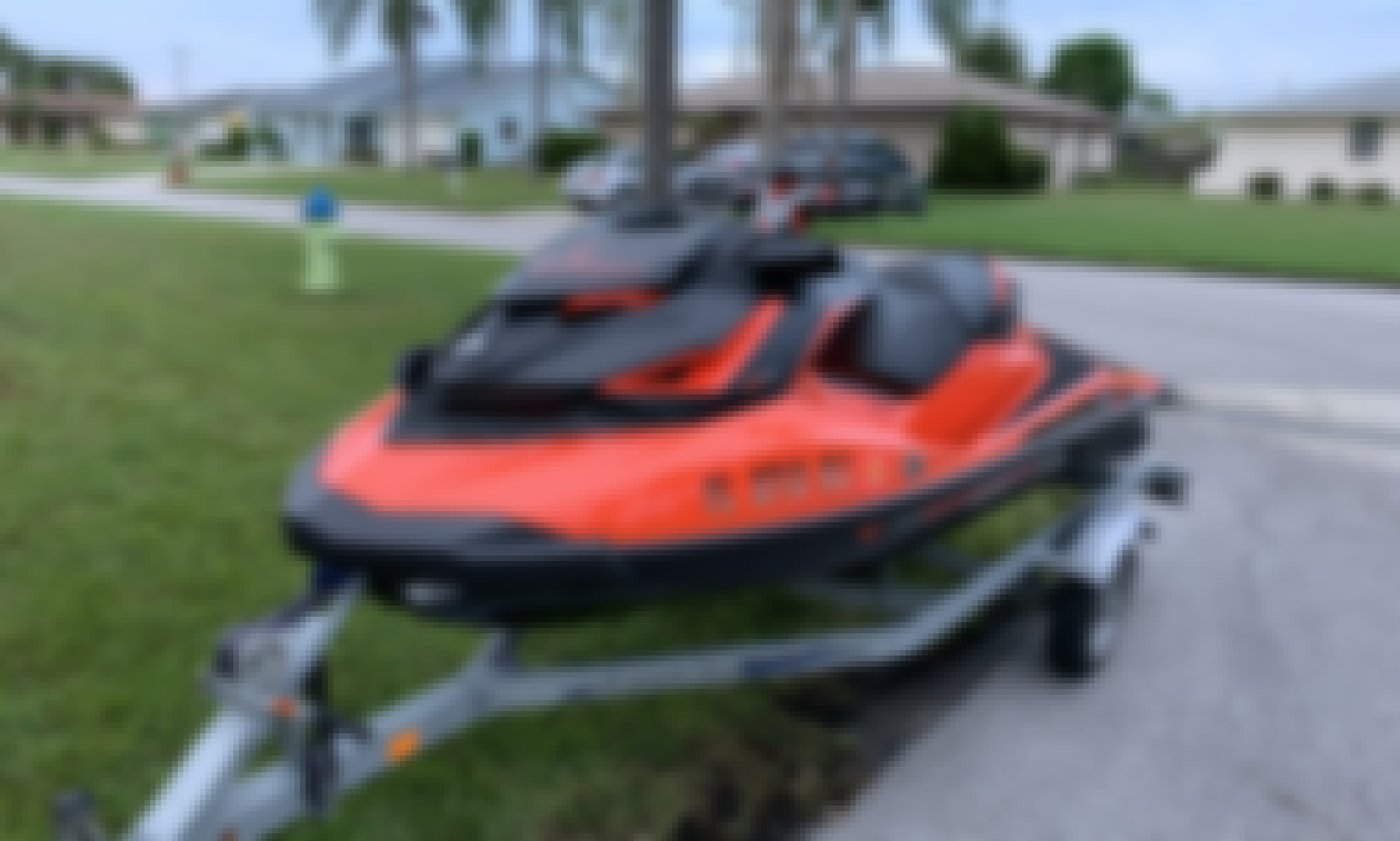 BEAST SKI'S - Seadoo RXP-X 300 and 260 in Sarasota
