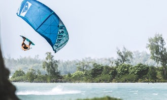 Learn to Kiteboard Today in Malay, Western Visayas!