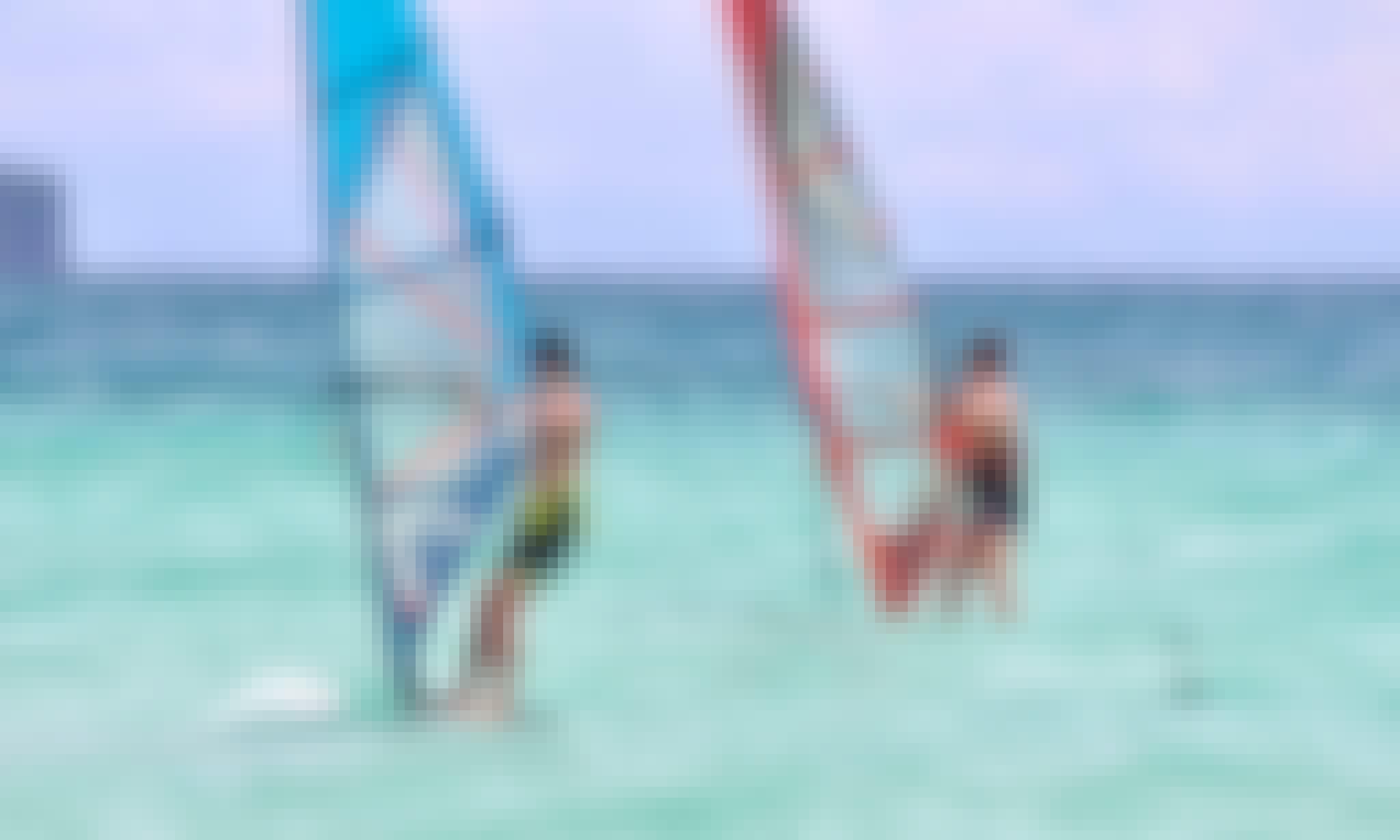 Learn to Windsurf in Malay, Western Visayas