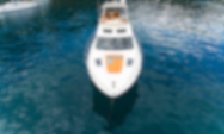 "Sealine T50 ""Maja"" for Charter in Split, Croatia for 6 People!"
