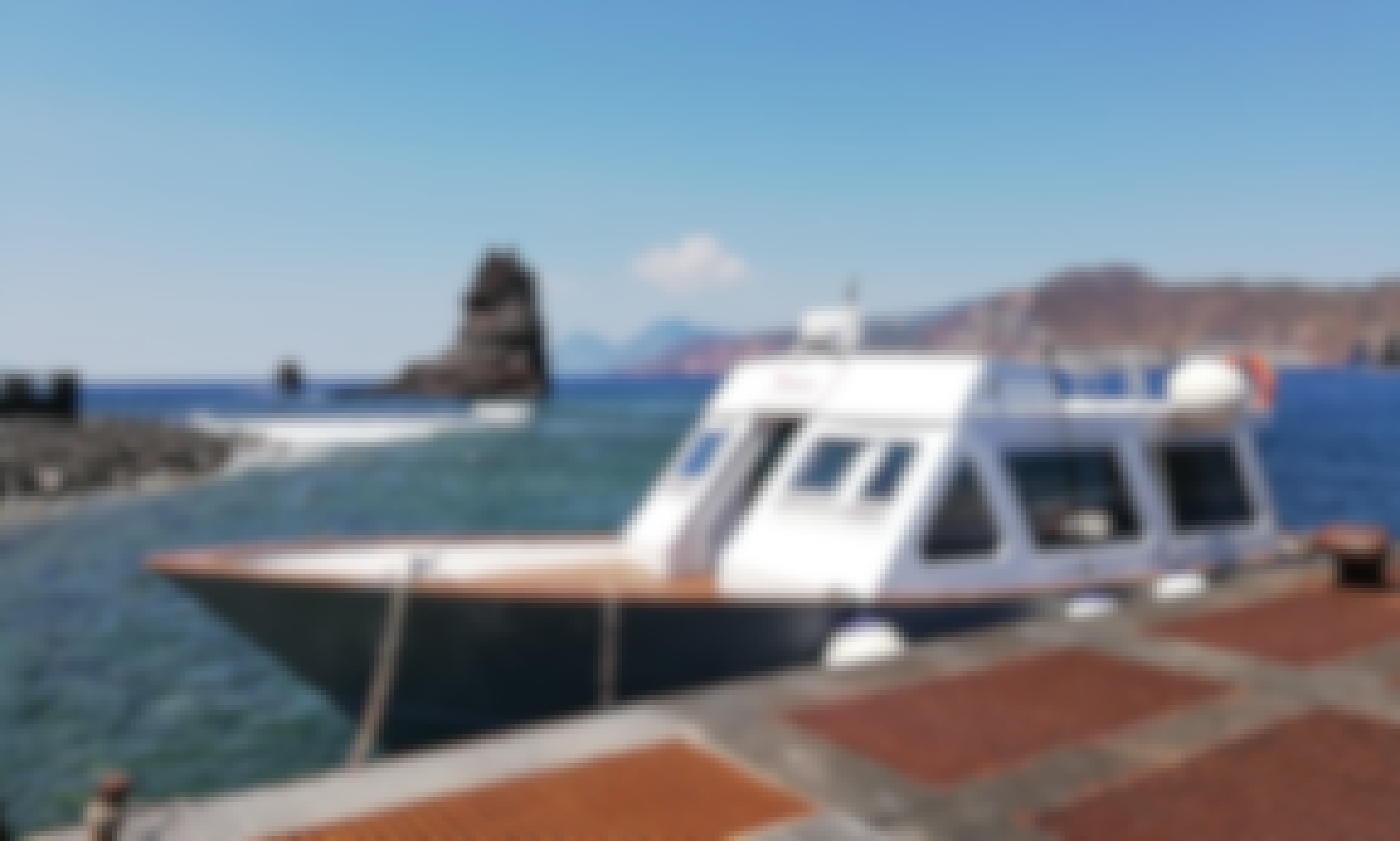 Inboard Propulsion Rental for Up to 20 People in Lipari, Italy