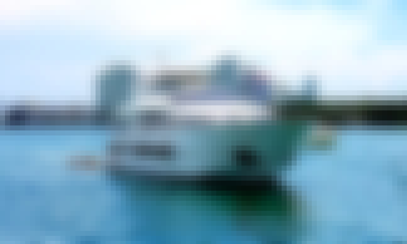 Rent a Luxury Yachting Experience! 103' MAIORA - Miami Yacht Rentals + Florida Keys & The Bahamas
