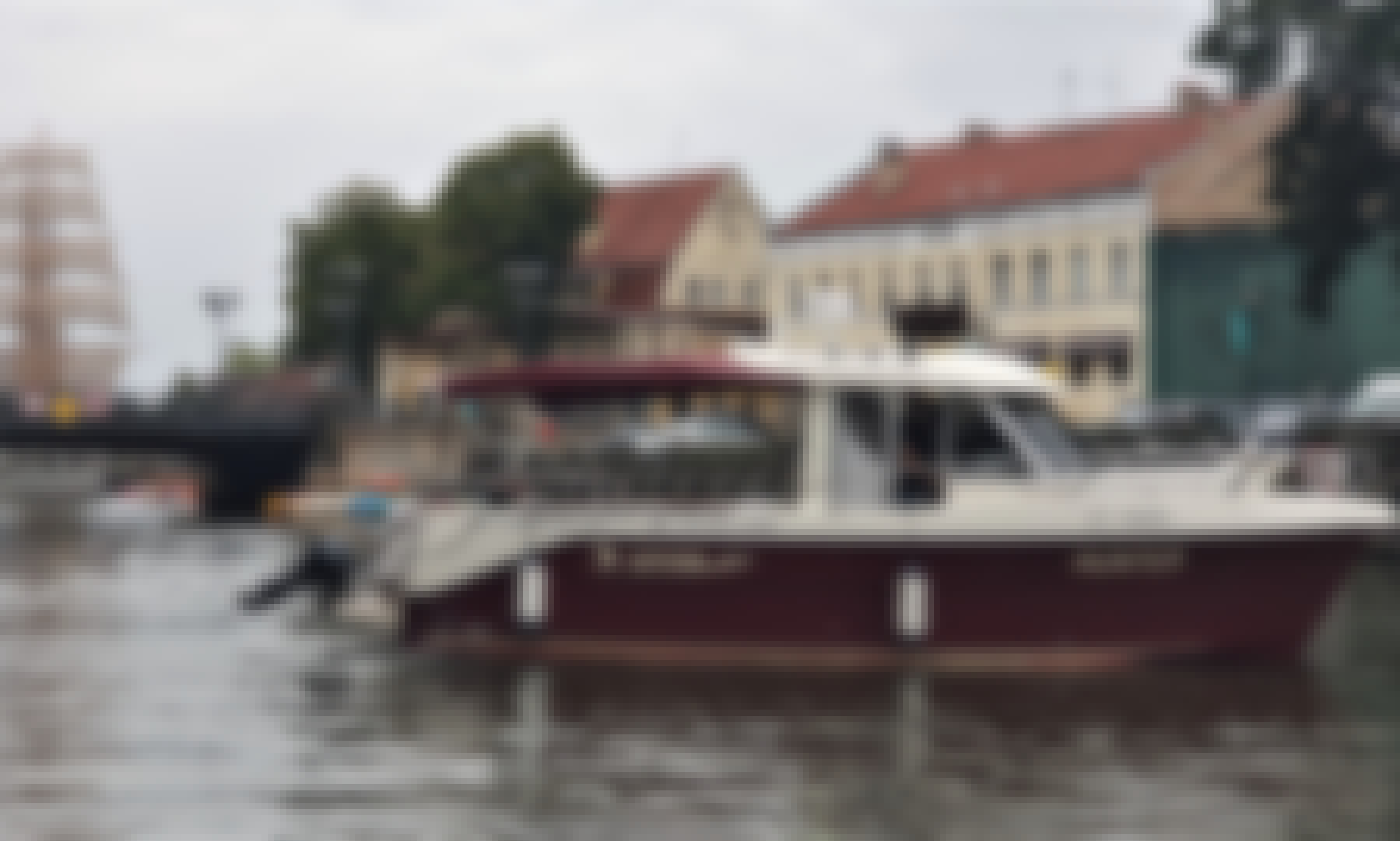 "Arvor 280 ""Hunter"" Powerboat in Klaipeda, Lithuania"