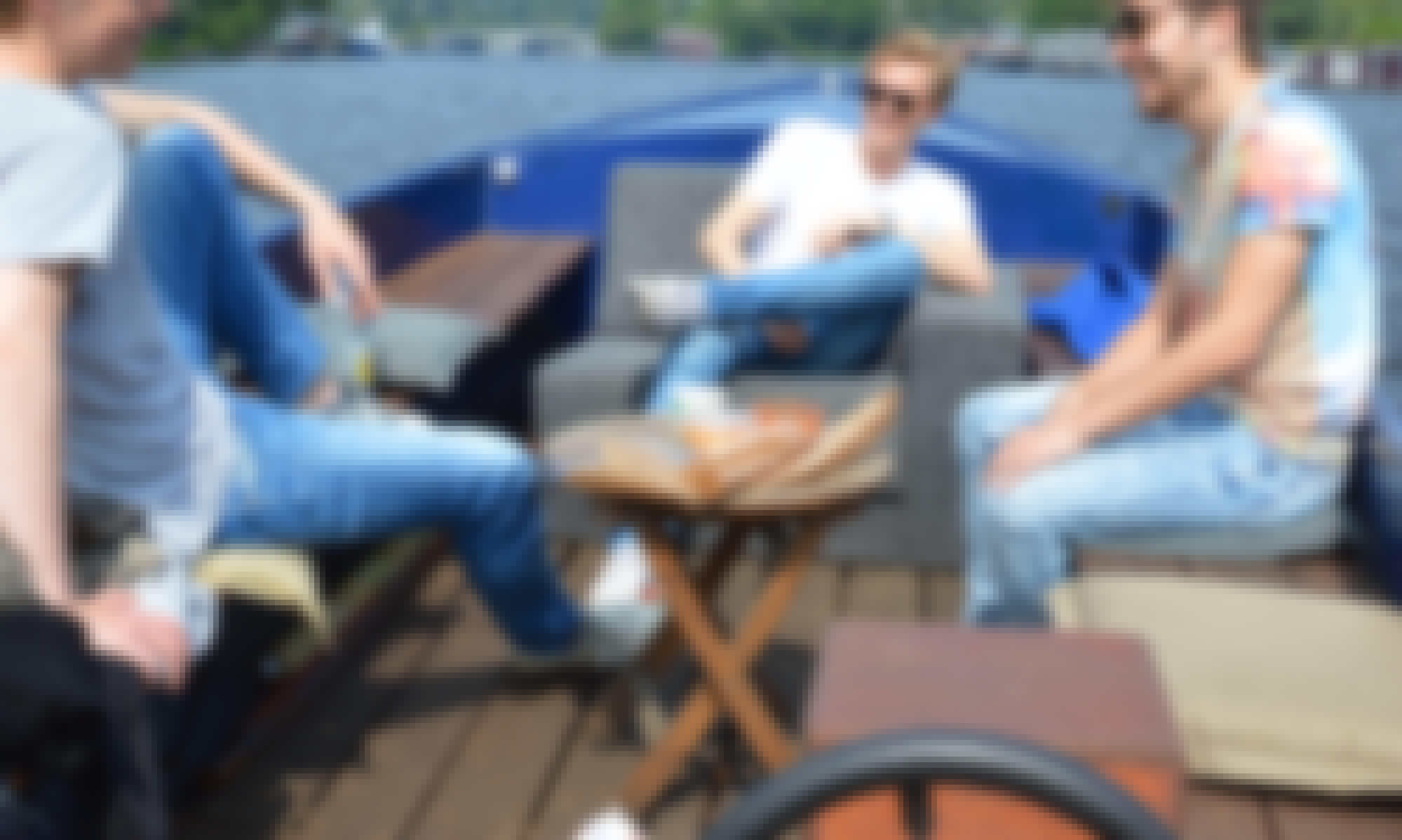 Rent a 22 ft Dinghy for 12 People in Amsterdam, Netherlands