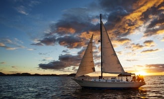 Sailing Tours and Sightseeing in playa Potrero Guanacaste Province, Costa Rica
