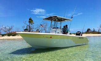 Jonelle - 26' Sea Fox Center Console Boat Rental in West Palm Beach Florida