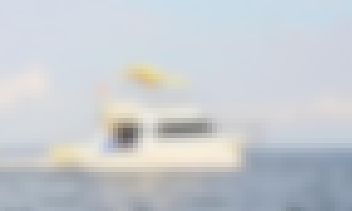 Book a 39' R Motor Yacht in Denpasar, Indonesia!