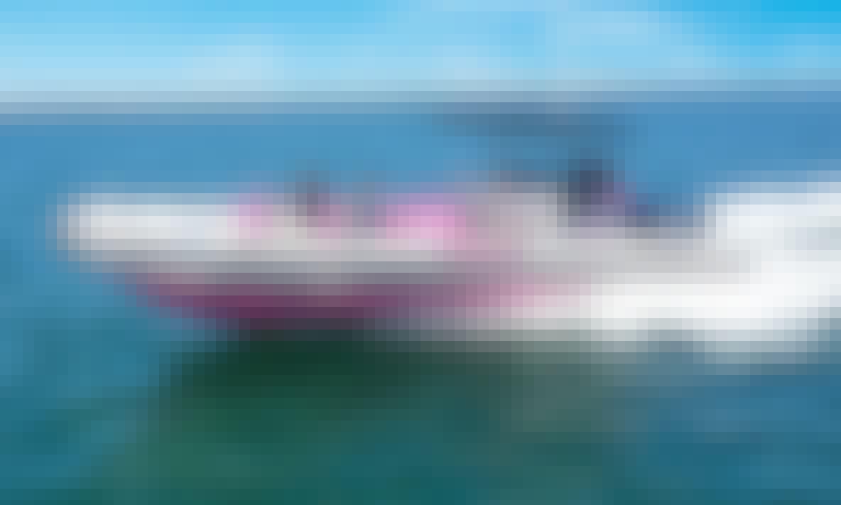 Speedboat Tour to the Palm, Atlantis!