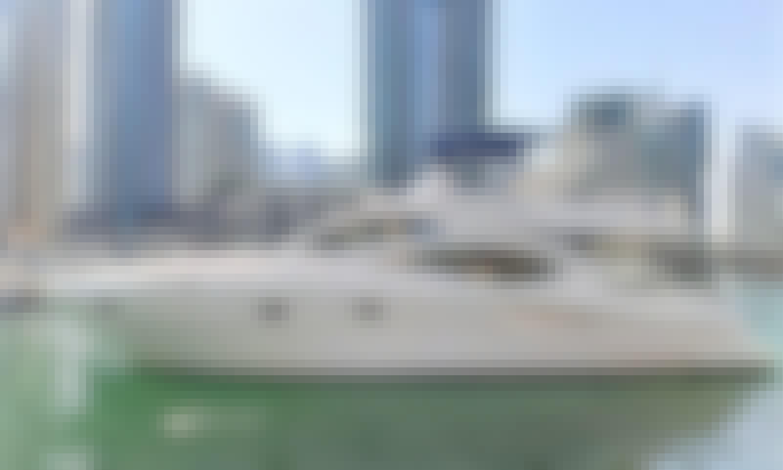 50' Majesty Motor Yacht Rental in Dubai
