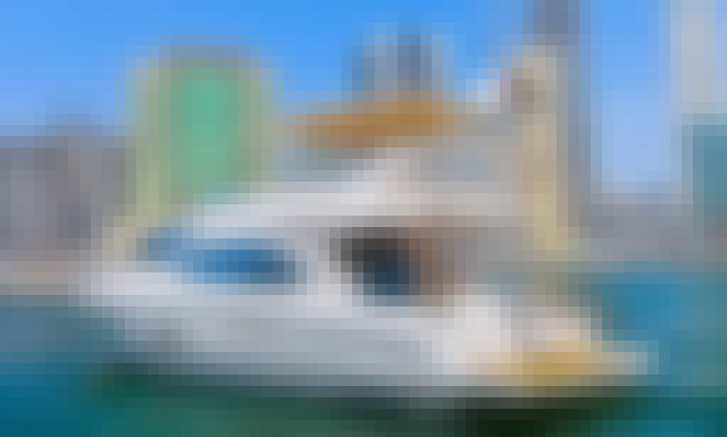 56ft Majesty Power Mega Yacht Rantal in Dubai