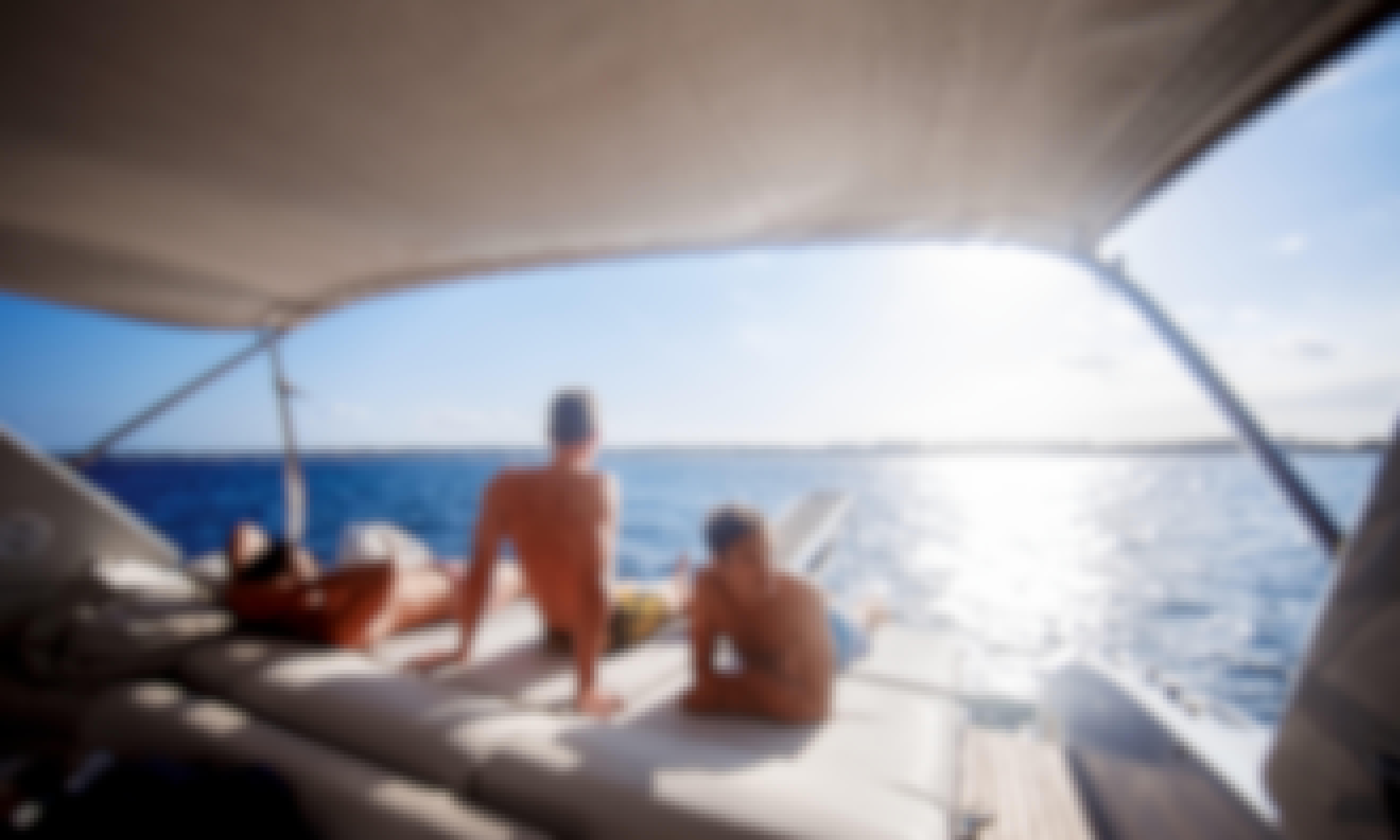 Forever Rizzardi Luxury Yacht for rent to Nusa Lembongan/Nusa Penida Islands, Bali