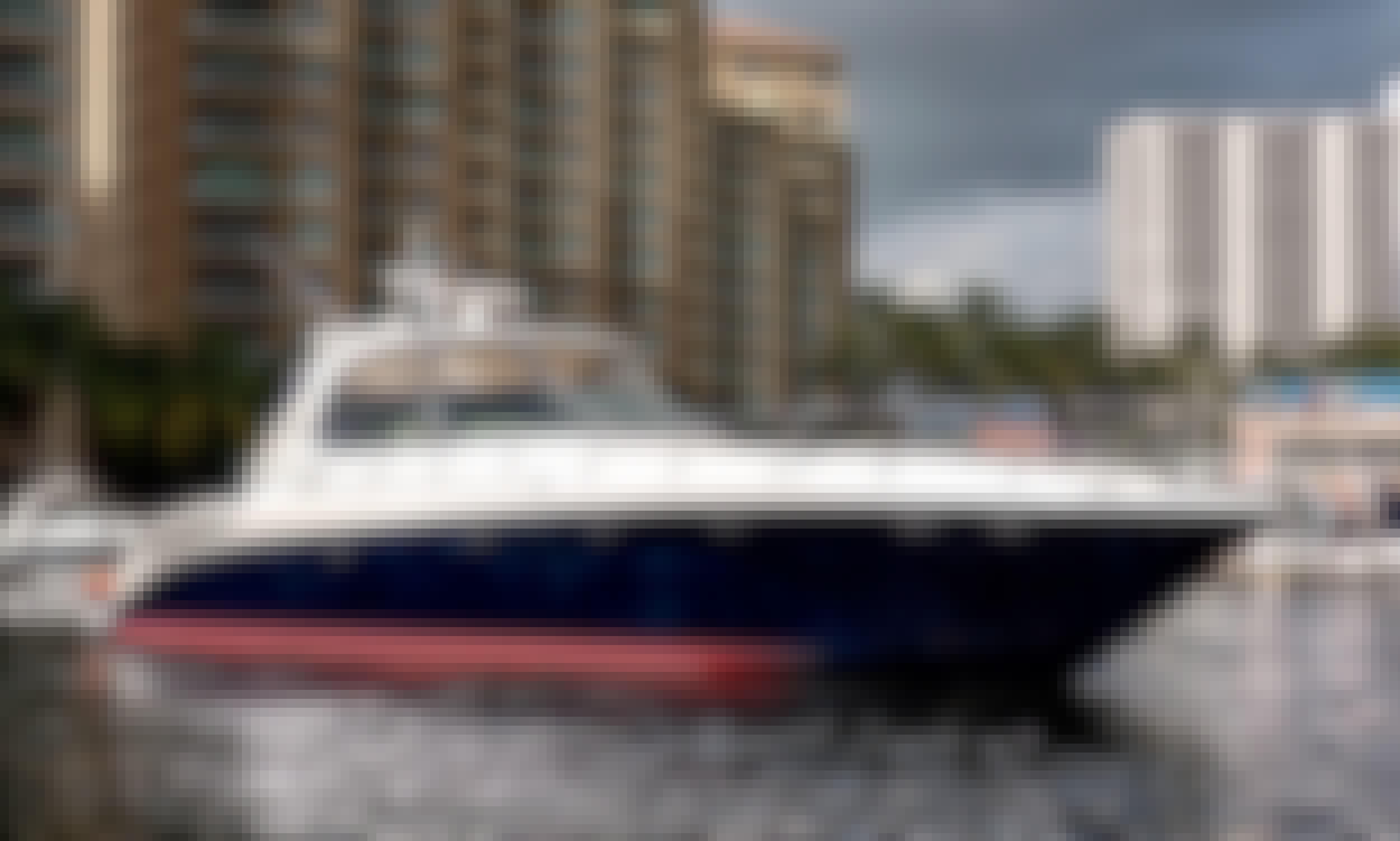 "Luxury 60' Sea Ray Motor Yacht ""INDULGENCE 24/7"" Charter in North Miami Beach, Florida"