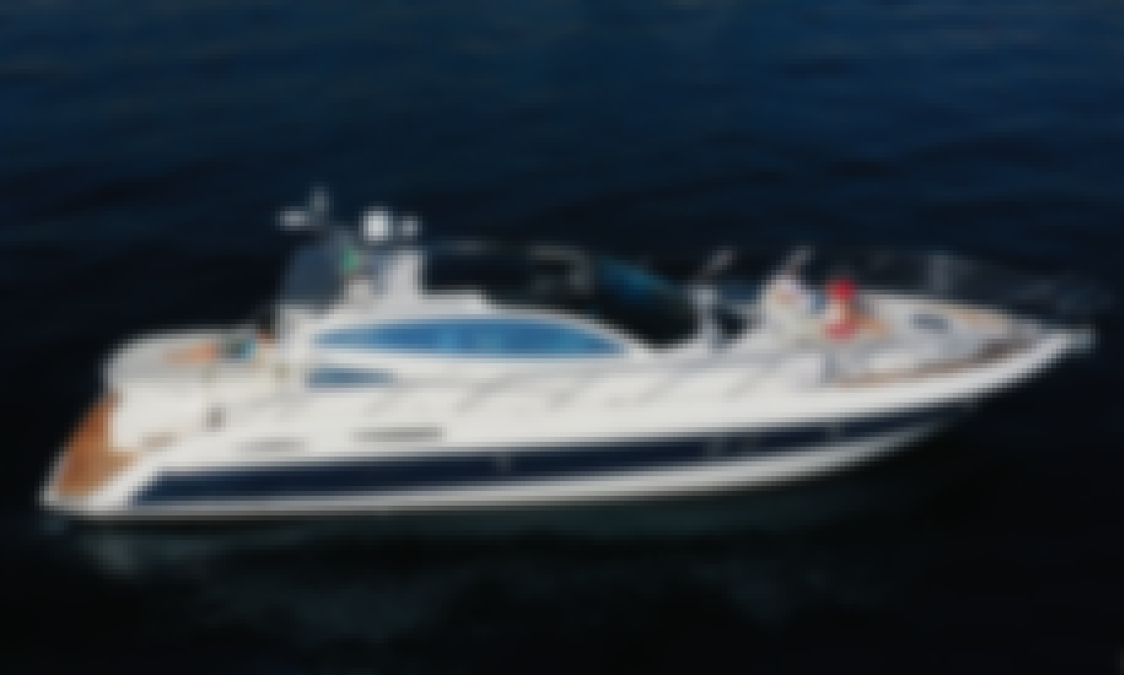 """Elite"" 47ft Motor Yacht Rental in Praiano"