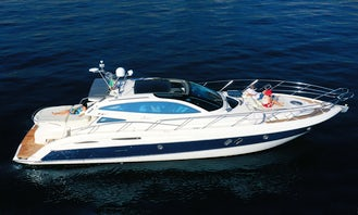 """Elite"" 47ft Motor Yacht Rental in Praiano"