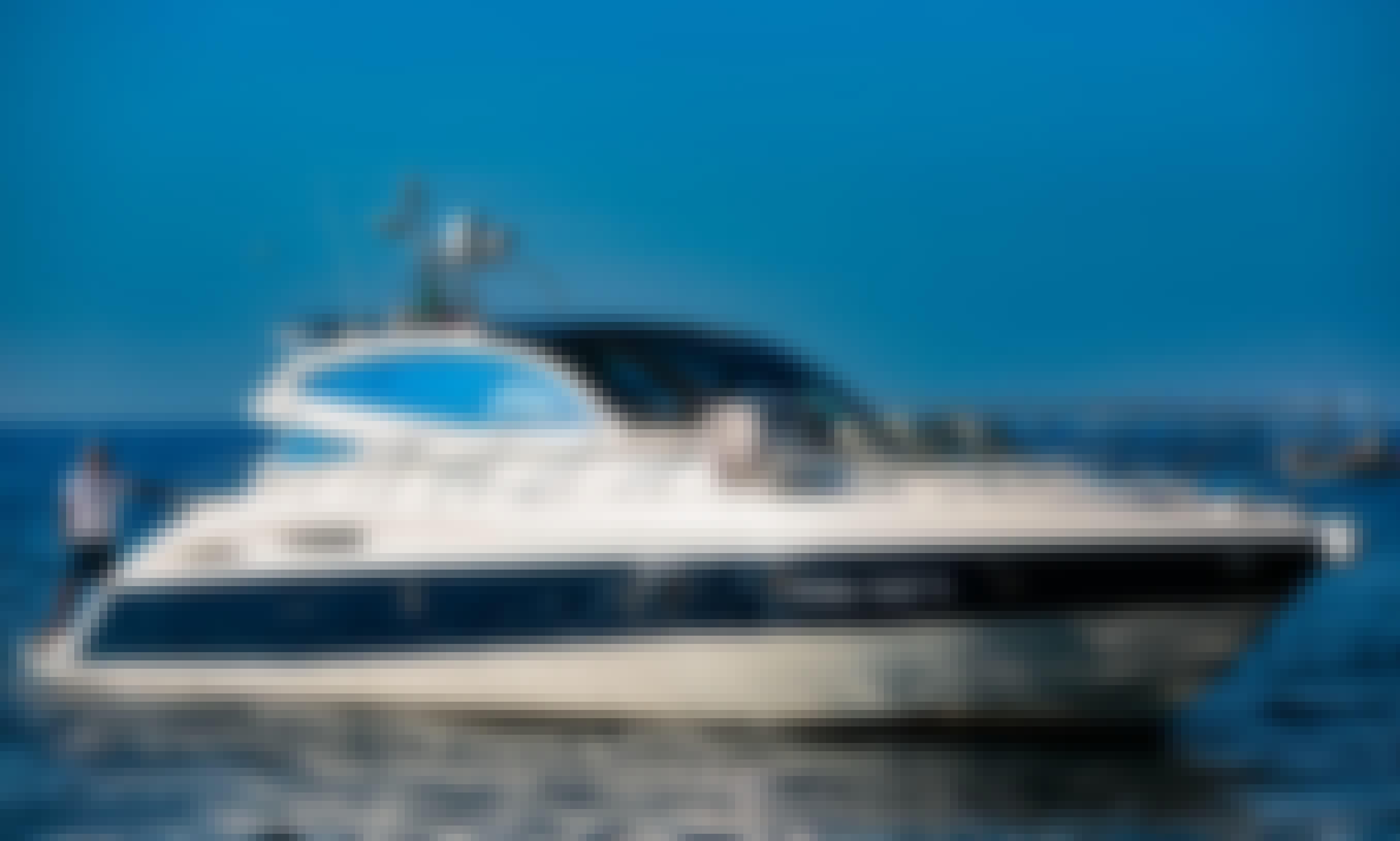 """Elite"" 47ft Motor Yacht Rental In Maiori, Italy"