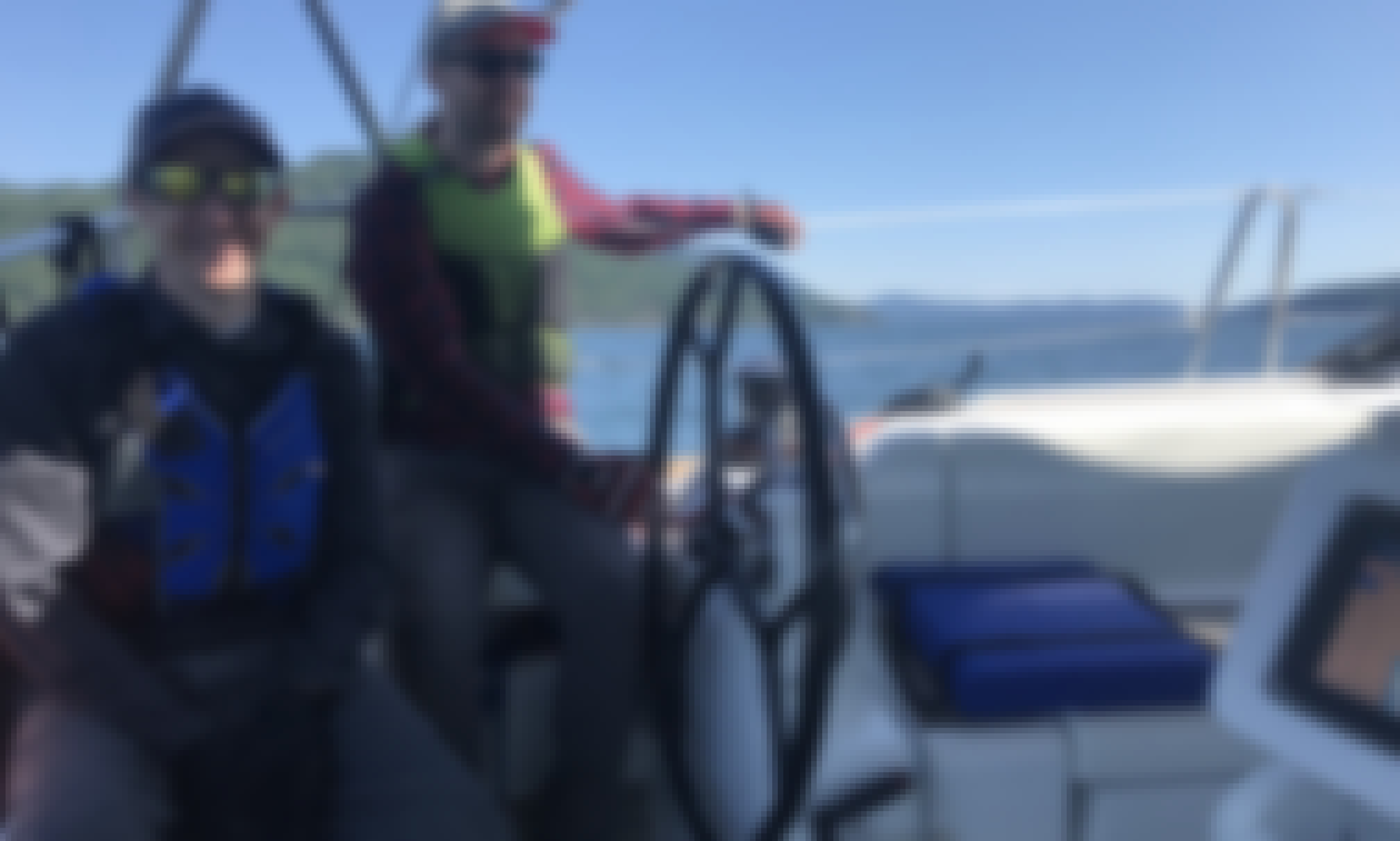 Jeanneau 409 Sailboat Charter in Friday Harbor, Washington