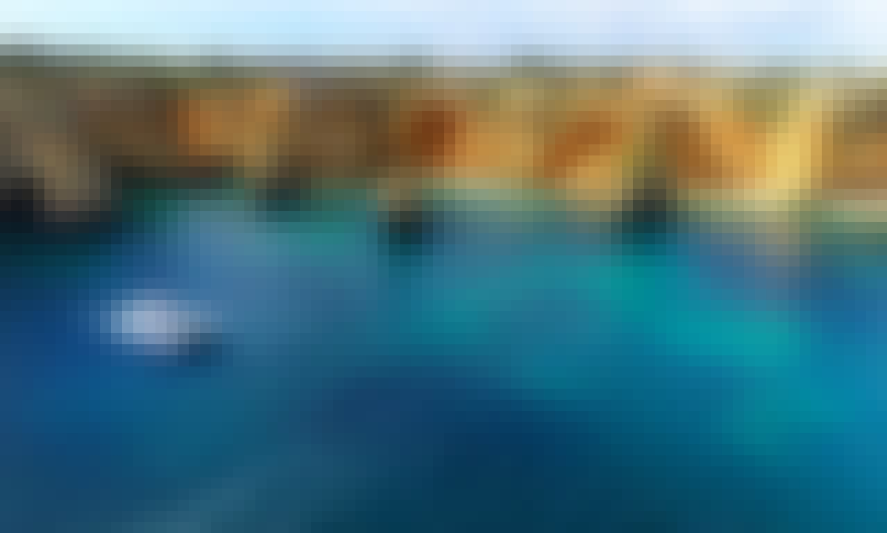 Catamaran Cruise with Beach BBQ: Albufeira to Benagil