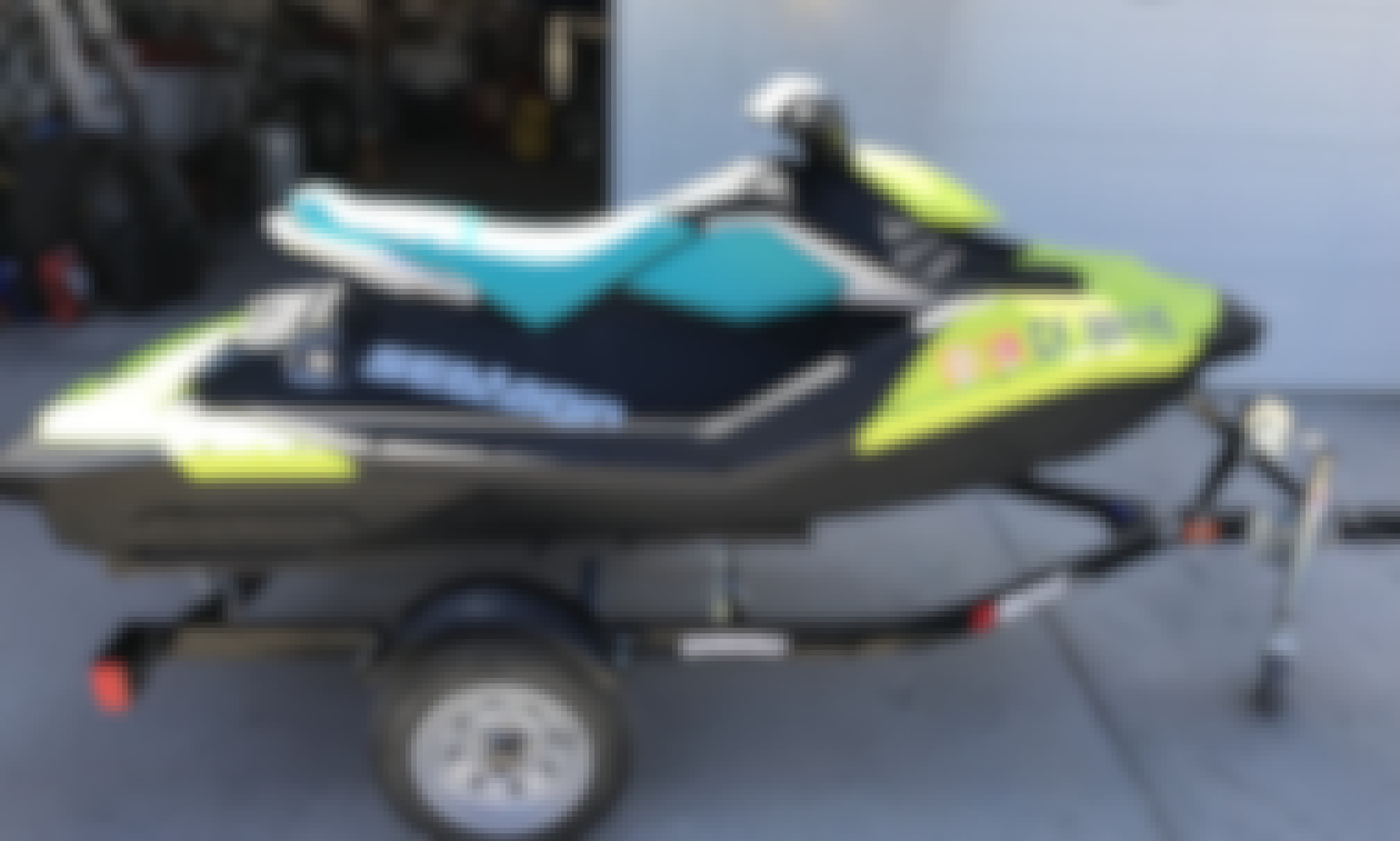 Seadoo Jet Ski Rental in Lake Havasu City, Arizona