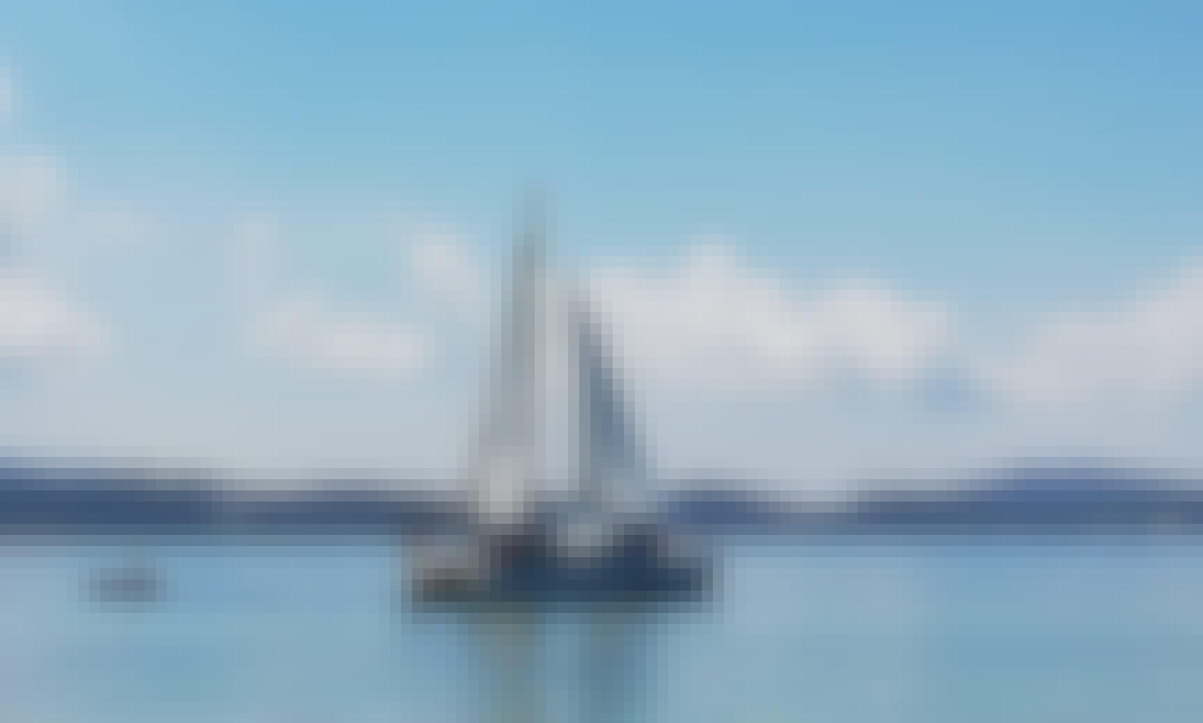 Charter the 36' Sassy Blue Dean Sailing Catamaran in Mai Khao, Chang Wat Phuket
