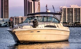 36' Sea Ray Express Cruiser