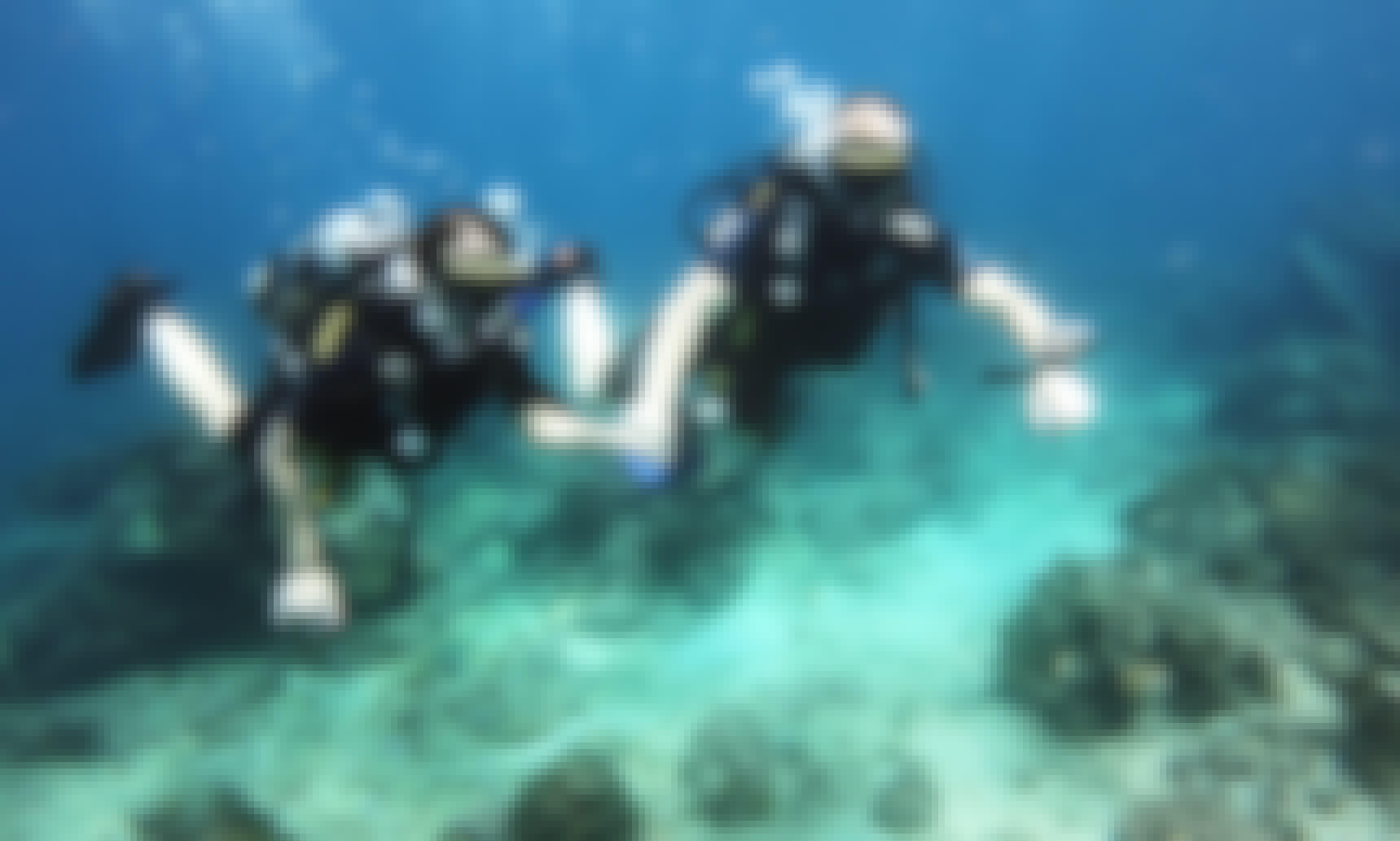 Try Scuba Diving at Padang Bai, Bali
