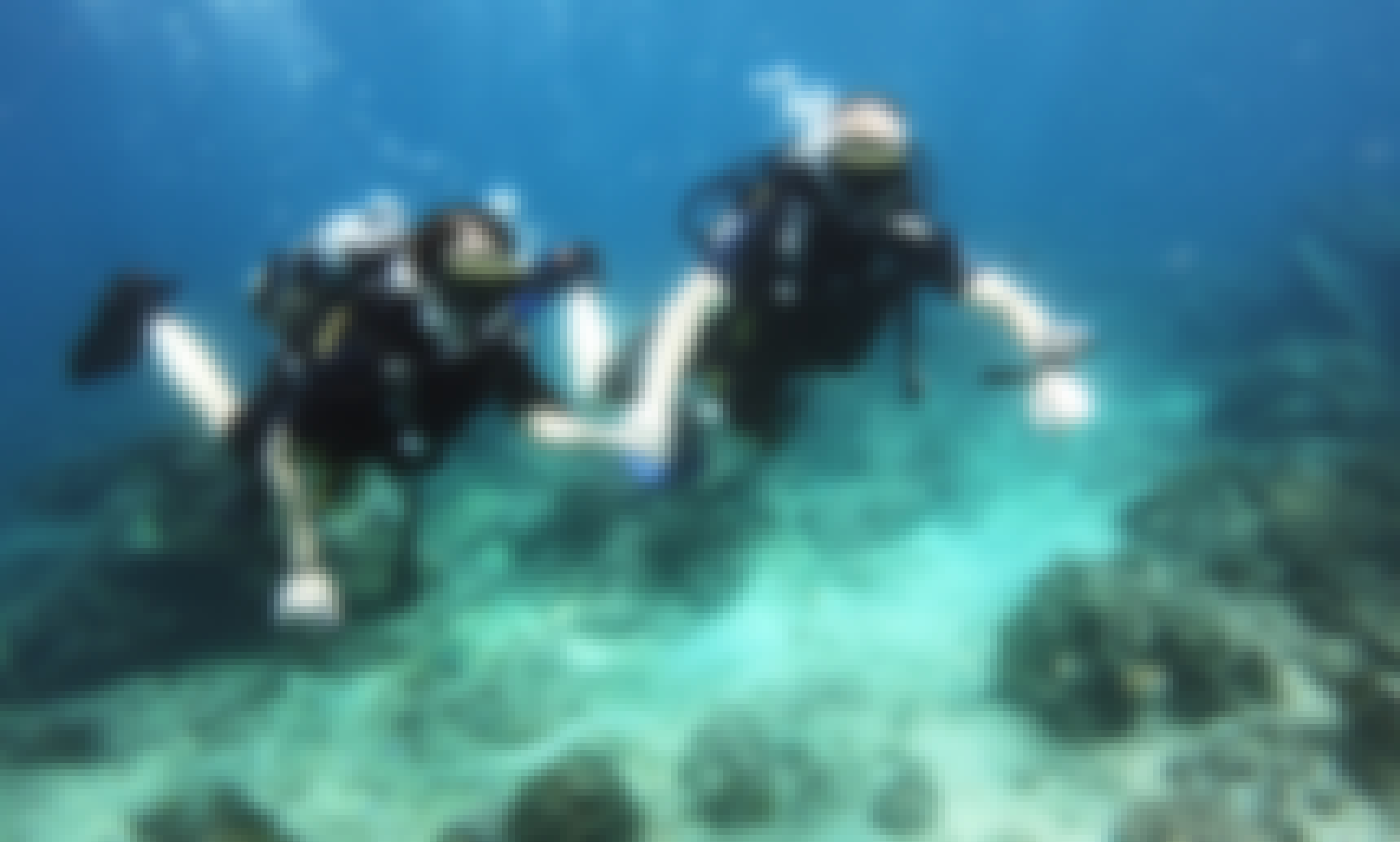 Try Scuba Diving at Padang Bai, Bali