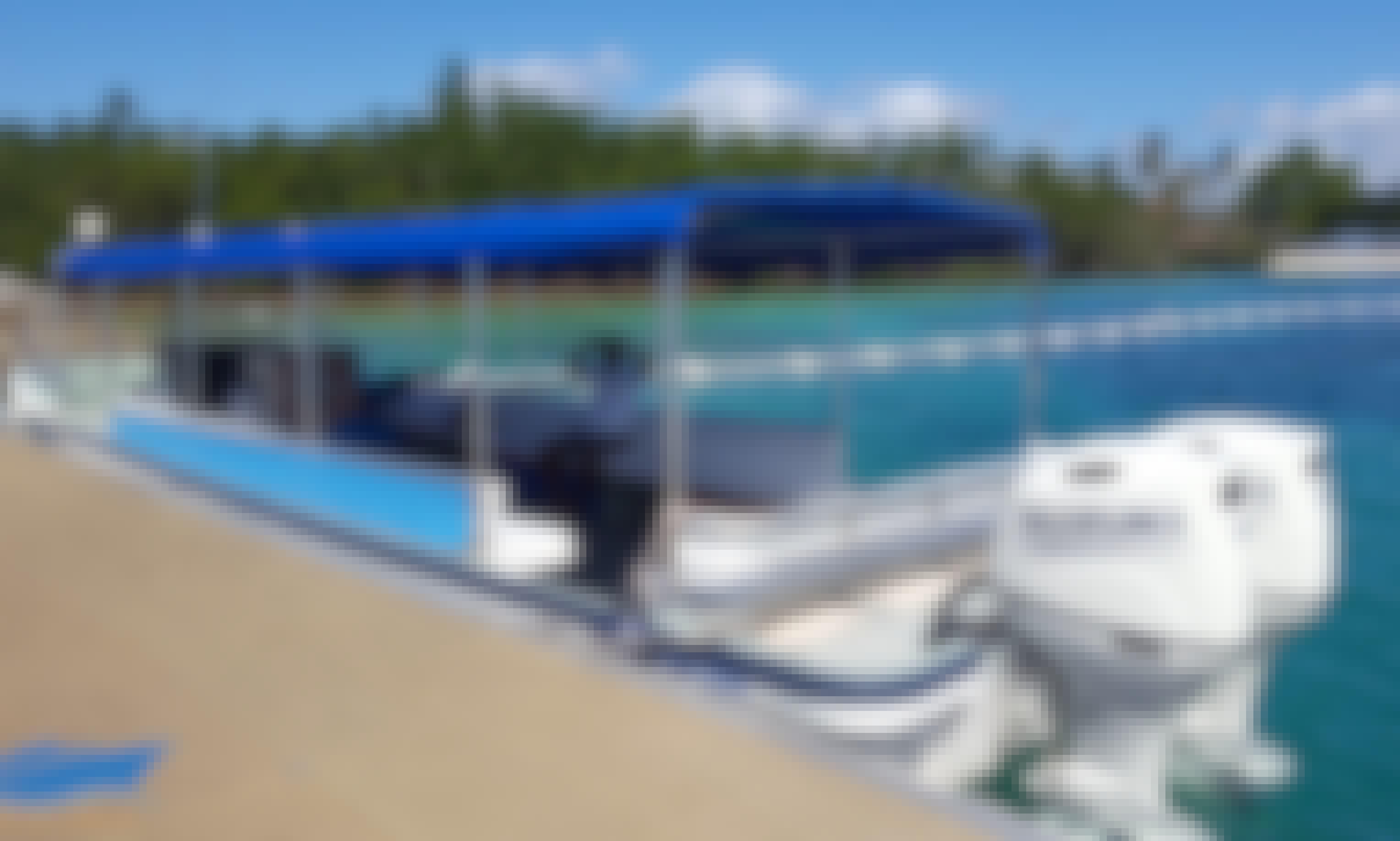 Cruise around Samal Island in a spacious Power boat!