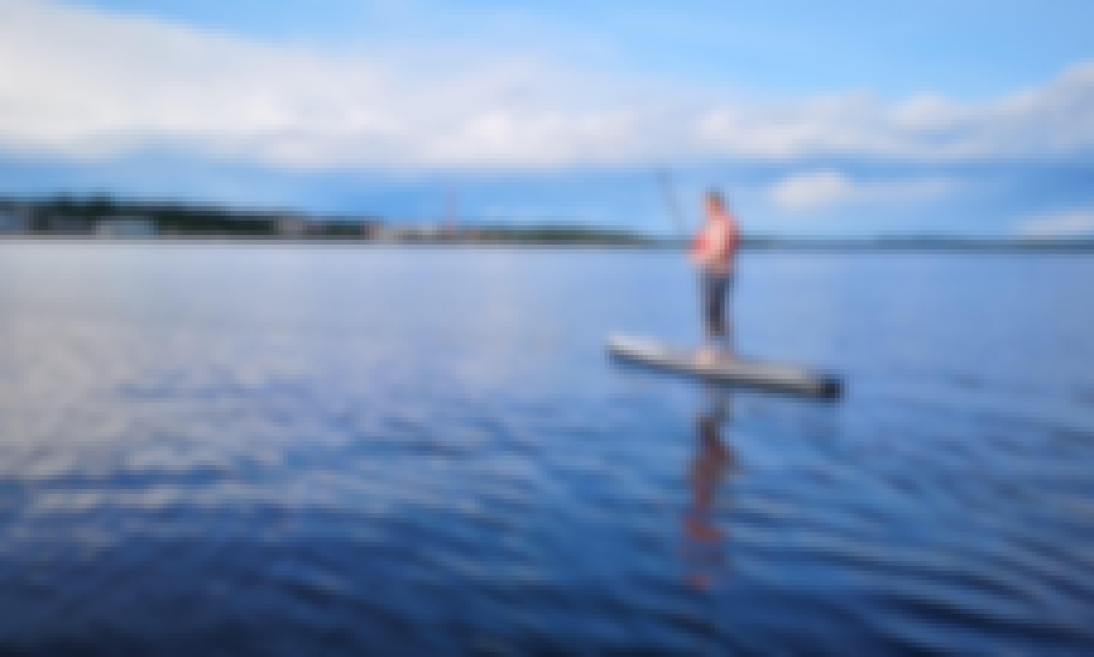 SUP Rental in Jyväskylä