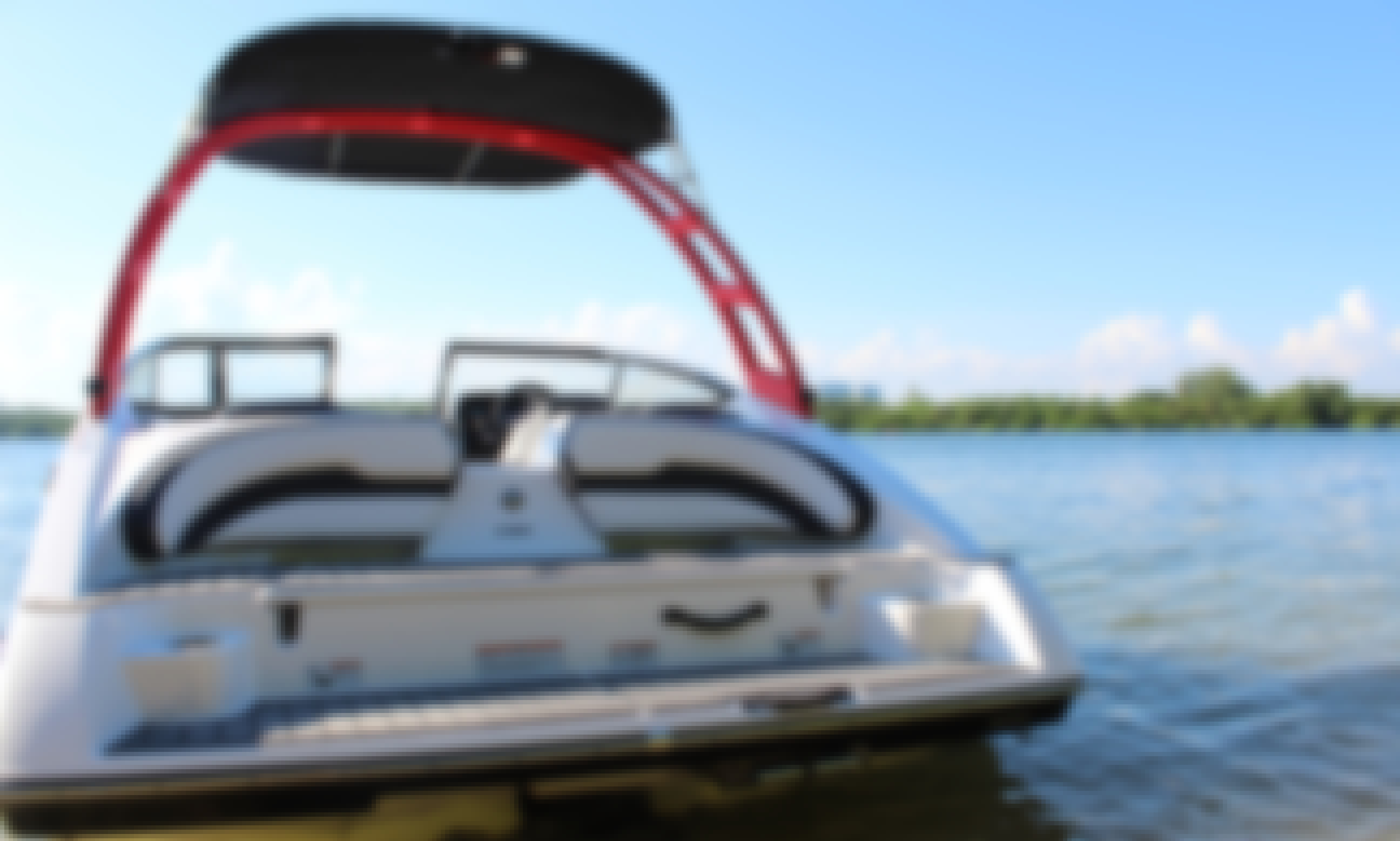 Yamaha AR 195 Jet Boat Rental for 6 People in Miami, Florida