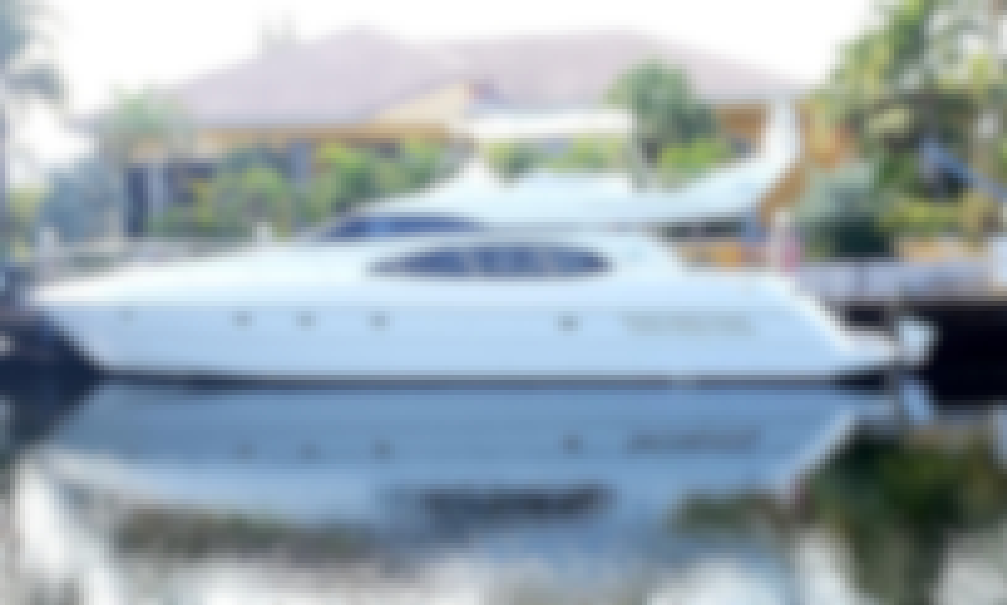 Charter a Luxury 58' AZIMUT Motor Yacht for 13 People in Fort Lauderdale, FL