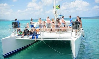 Private Sunset Cruise With Dinner Ocho Rios, Jamaica