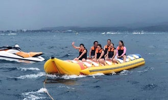 Book the Banana Boat Ride in Malay, Western Visayas