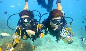 Scuba Diving Trip in Malay, Western Visayas