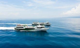 Ekajaya Fast Ferry in Kuta, Bali
