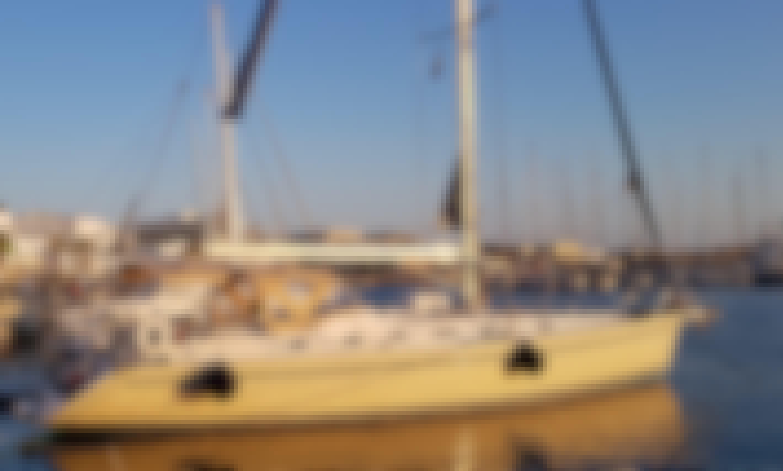 Ocean Star 51.2 Sailing Yacht in Agia Effimia, Greece