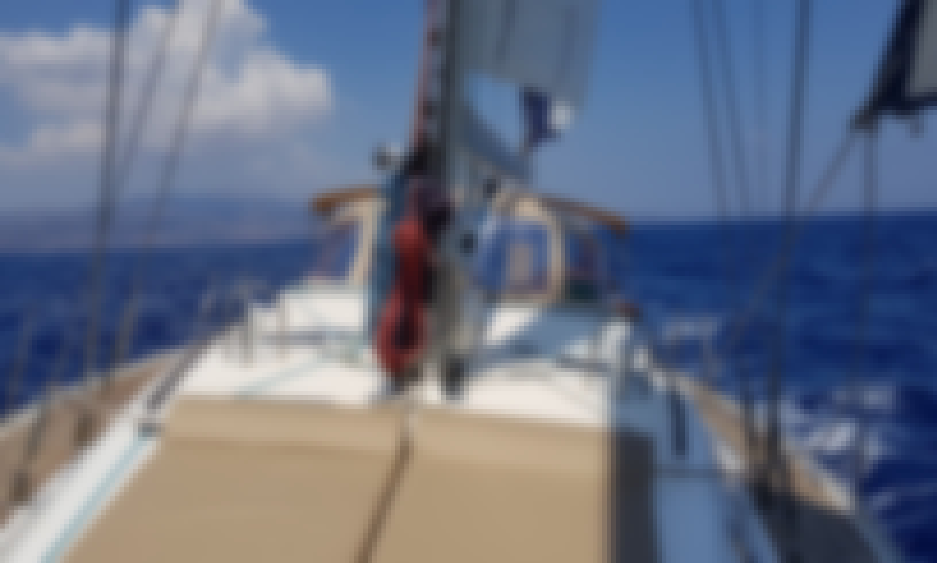 Ocean Star 51.2 Sailing Yacht in Agia Effimia, Greece