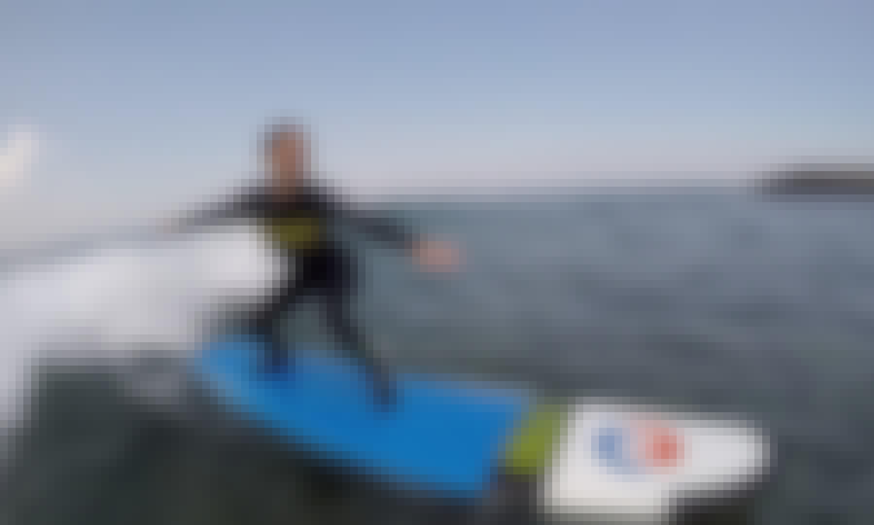 Private Surf Lesson Senggigi Lombok