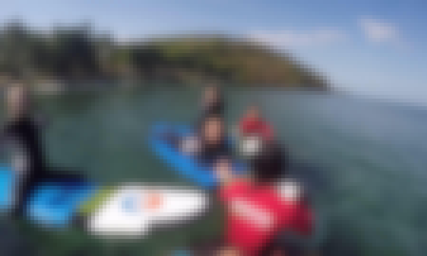Semi Private Surf Lesson in Senggigi Lombok, Indonesia