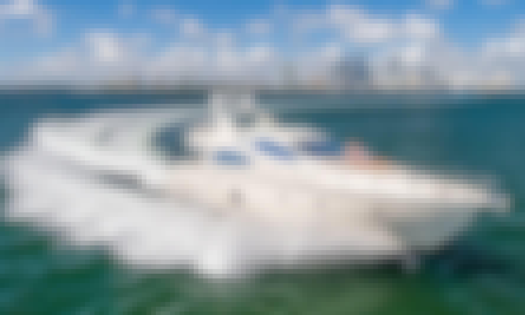 New 69' Aicon Luxury Italian Yacht with Toys in Miami, Florida