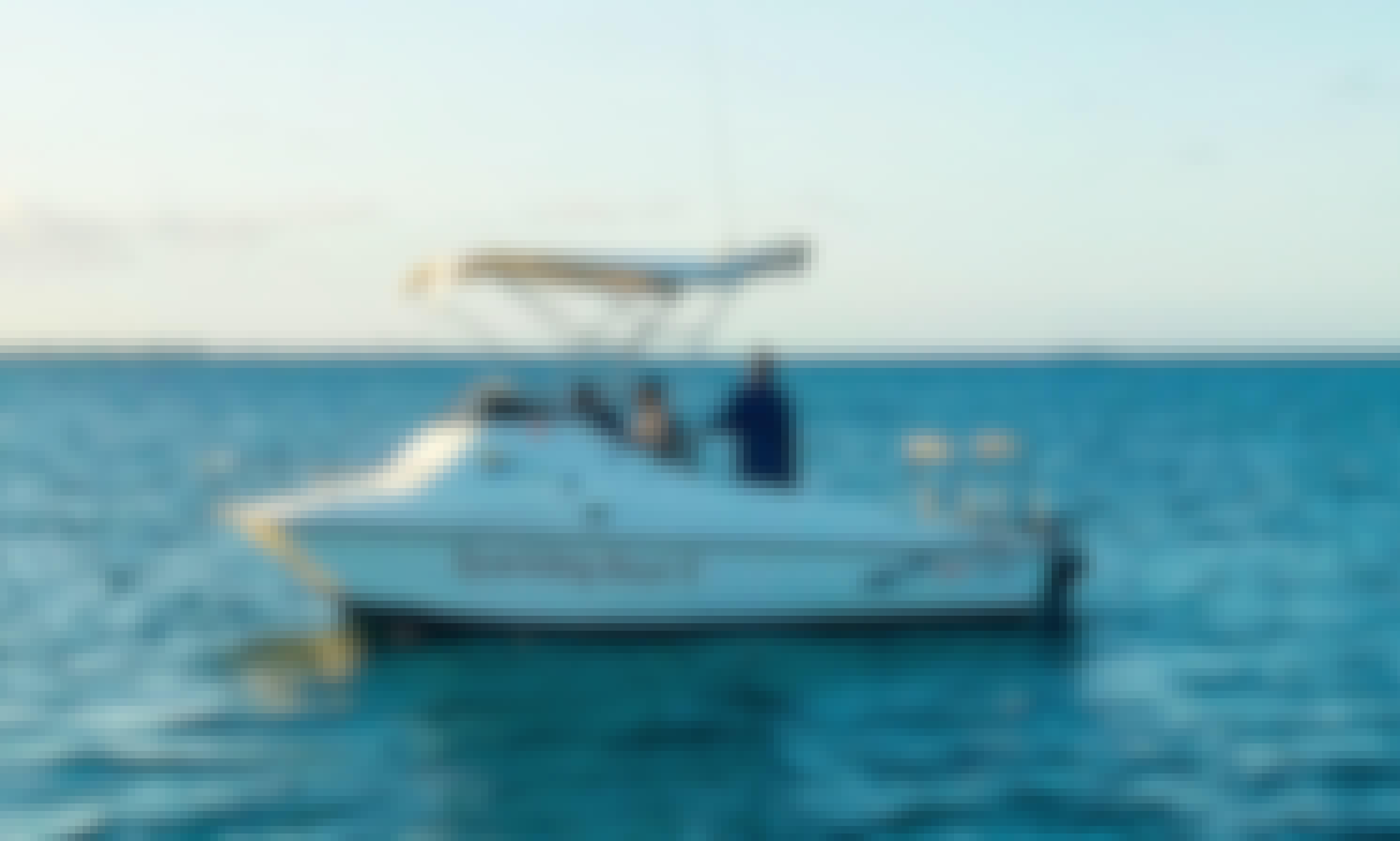 140 HP KingCat Power Boat for Rent in Dar es Salaam, Tanzania